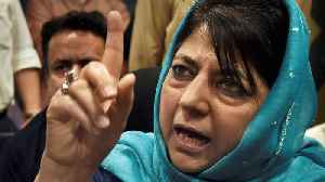 J&K's relation with India will be over if Article 370 scrapped: Mehbooba Mufti | Oneindia News [Video]