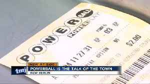 Search continues for Powerball winner [Video]
