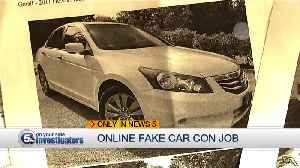 Northeast Ohio consumers lose thousands to fake online auto listings [Video]