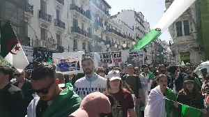 One Million March Through Algiers in Renewed Protests Against President [Video]