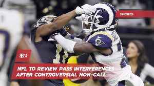 The Next Superbowl Contender Will Not Be Decided By Pass Interference [Video]