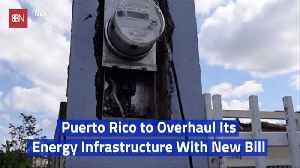 Puerto Rico Is Making Energy Changes [Video]