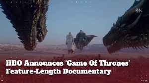 A New Game Of Thrones Documentary [Video]