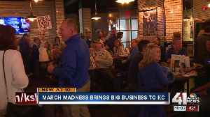 March Madness brings millions in economic activity to downtown KC [Video]