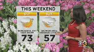 Philadelphia Weather: Soaring To The 70s On Saturday [Video]