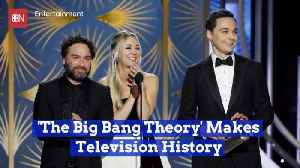 The Big Bang Theory Sets A Record With 276 Episodes [Video]