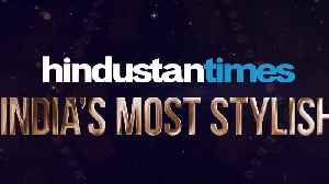 Watch Shah Rukh Khan show off his moves at HT Indias Most Stylish 2019 [Video]