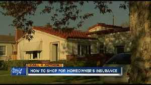 Call 4 Action: How to shop for homeowner's insurance [Video]