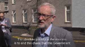 Jeremy Corbyn accuses the Government of 'bullying' [Video]