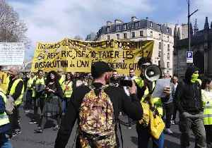 Yellow-Vest Protests Enter 20th Weekend in Paris [Video]