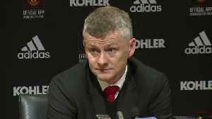 Solskjaer says his side was 'too sloppy' after United's 2-1 win against Watford [Video]