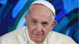 Pope Says Migration Issues Won't Be Solved By