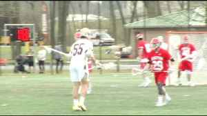 Lehigh vs. Boston U Men's Lacrosse Highlights [Video]