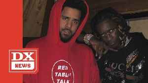 J. Cole Will Officially Executive Produce Young Thug's Next Album [Video]