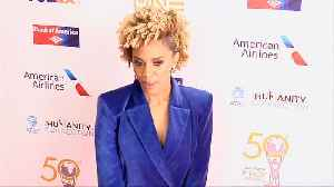 Jade Novah 50th NAACP Image Awards Non-Televised Dinner Red Carpet [Video]