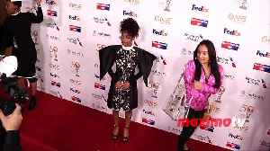 Marsai Martin 50th NAACP Image Awards Non-Televised Dinner Red Carpet [Video]
