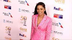 Meta Golding 50th NAACP Image Awards Non-Televised Dinner Red Carpet [Video]