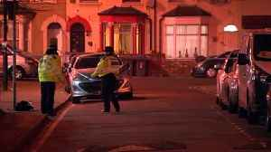 Four people stabbed in north London [Video]