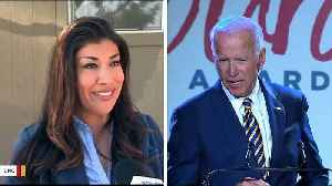 Biden Responds To Lucy Flores Allegation: 'It Was Never My Intention' To Act Inappropriately [Video]