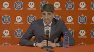 Paunovic: 'Today was not a pretty game, but it was an important game' [Video]