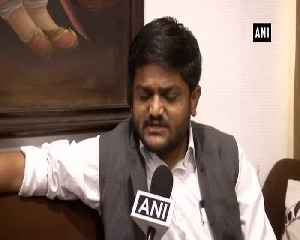 BJP has planned this to stop and frighten us Hardik Patel on getting barred from Lok Sabha polls [Video]