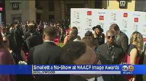 Red Carpet Is Packed At NAACP Awards -- But Jussie Smollett Is No Where To Be Found [Video]