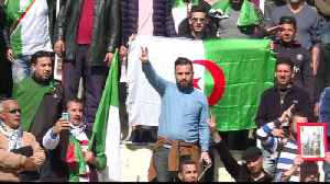 Algeria protests: Army chief backs call for president's exit [Video]