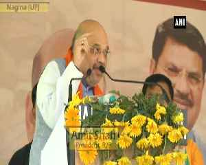 Rahul Gandhi going to Kerala to win on politics of appeasement Amit Shah [Video]