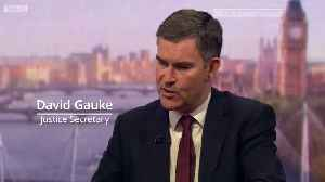Gauke: May cannot ignore MPs backing for 'softer' Brexit [Video]