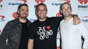 'Impractical Jokers' Team Up With Zachary Levi For Some Practical Jokes [Video]