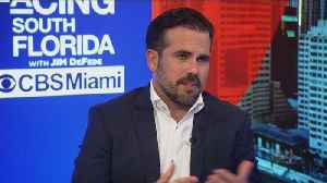 Facing South Florida: Puerto Rico Governor Pedro Rosello [Video]