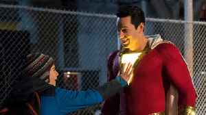 'Shazam!' Producer Talks About The Tone Of DC Films [Video]