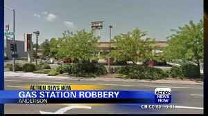 Safeway gas station on Balls Ferry Rd in Anderson robbed [Video]