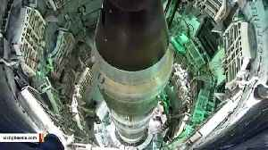 This Museum Houses A Cold-War Era Nuclear Missile [Video]