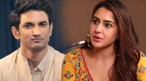 Sara Ali Khan ANGRY REACTION On Link Up Rumours With Sushant Singh Rajput [Video]