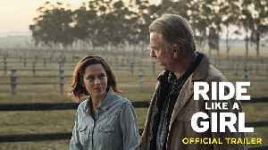 Ride Like A Girl Movie - Teresa Palmer, Sam Neill [Video]