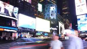 Congestion Pricing Coming to NYC [Video]