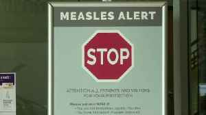 In Four Months We've Already Passed The Total Number of Measles Cases In 2018 [Video]
