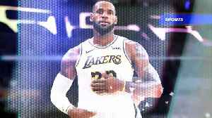LeBron James to Sit Out for the Rest of the Season [Video]