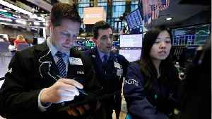 Stocks Rally Due To Upbeat Manufacturing Data [Video]
