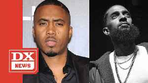 Nas On Nipsey Hussle's Shooting Death: 'It's Dangerous To Be An MC' [Video]