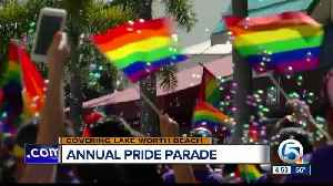 Lake Worth Beach holds annual Pride Parade [Video]