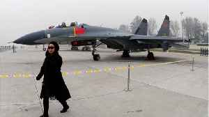 Chinese Jets Cross Border, Taiwan Scrambles Jets In Response [Video]