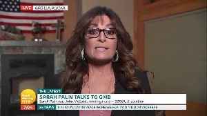 Sarah Palin reveals how 'gut punch' felt of not being invited to McCain funeral [Video]