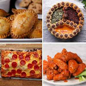 Ultimate Super Bowl Snack Food Recipes [Video]
