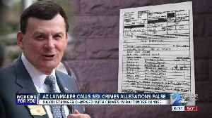 Lawmaker denies sex-abuse allegations in 1983 police report [Video]