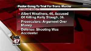 Pastor to be tried for murder in transgender woman's death [Video]