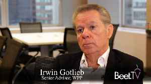 SVOD Fatigue Could Prove Costly: WPP's Irwin Gotlieb [Video]