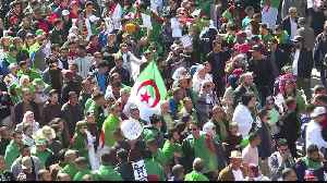 Algeria's Bouteflika names new government amid ongoing protests [Video]