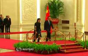 News video: New Zealand PM Ardern says to discuss Huawei decision in China visit